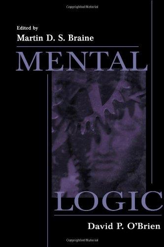 : Mental Logic