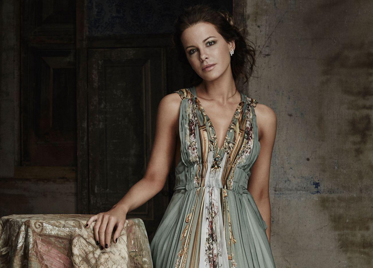 Kate Beckinsale by Alex Bramall for Evening Standard December 2015