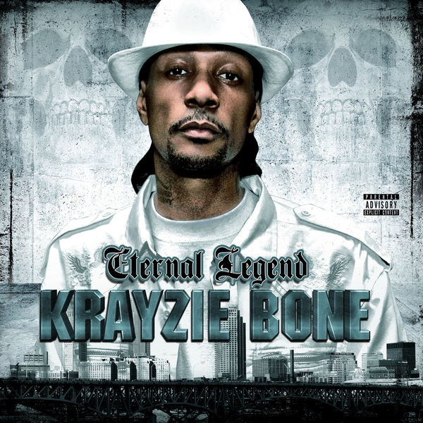 Krayzie Bone - Eternal Legend (2017)