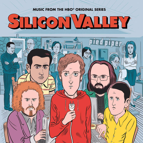 Silicon Valley (Music from the HBO Original Series) (2017)