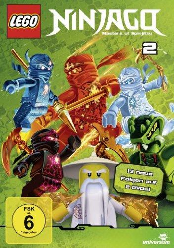 Lego Ninjago Masters of Spinjitzu s02 Complete German ws DVDRiP x264 deflow