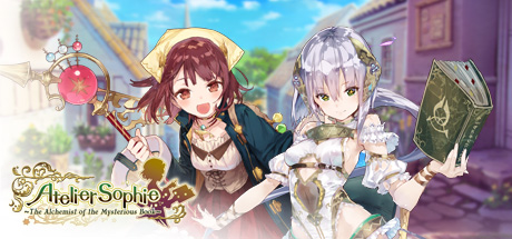 Atelier Sophie The Alchemist of the Mysterious Book Update 3-3Dm
