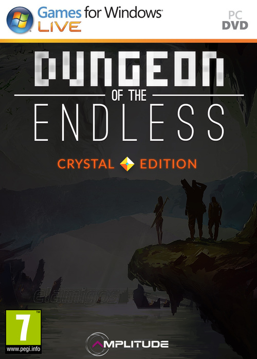 Dungeon of the Endless Crystal Edition Multi3-ElAmigos