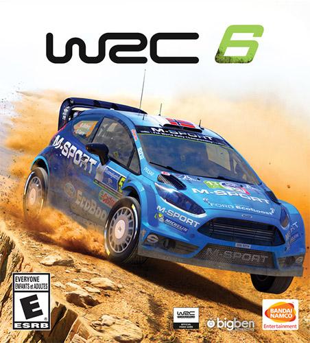 Wrc 6 Fia World Rally Championship Multi6-FitGirl