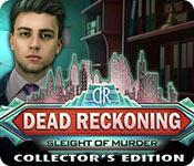 Dead Reckoning Sleight of Murder Collectors Edition-Zeke