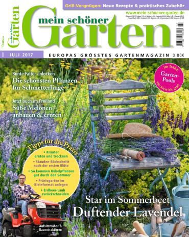 Mein schöner Garten Magazin Juli No 07 2017 - Boerse.SX Boerse.BZ ...