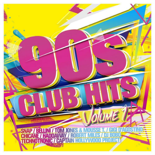 90s Club Hits Vol.1-2CD-2016