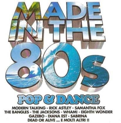 Made In The 80s-3CD-2012