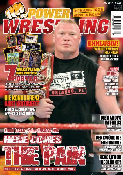 Power wrestling Juli 2017