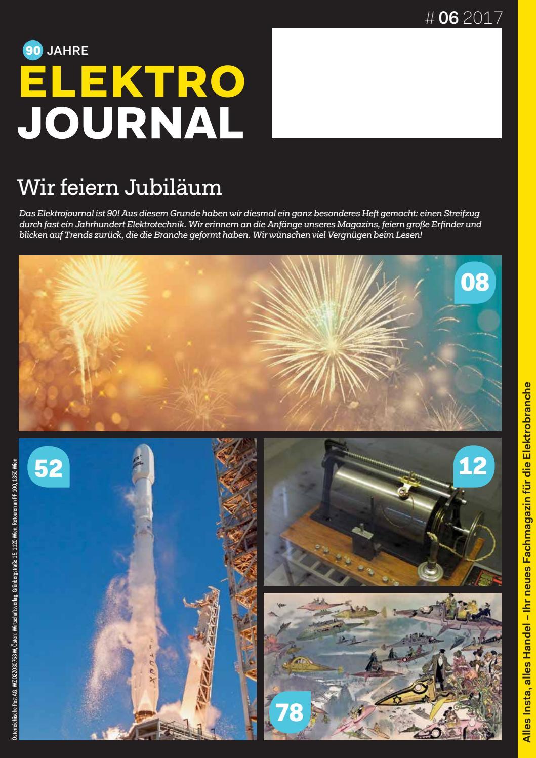 Elektro Journal Juni 2017