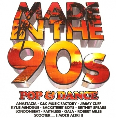 Made In The 90s-3CD-2012