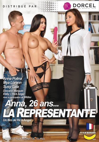 Anna, 26 Ans La Representante (2016/WEBRip/HD)