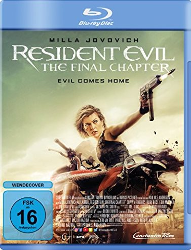 Resident Evil The Final Chapter German AC3 Dubbed BDRip x264 - PsO