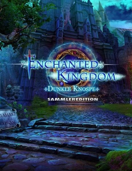 Enchanted Kingdom Dunkle Knospe Sammleredition German-Zeke