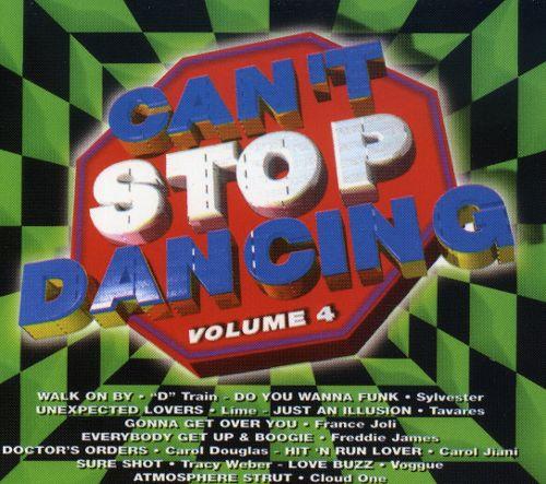 Can't Stop Dancing Vol. 4 (1997)