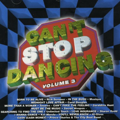 Can't Stop Dancing Vol. 3 (1997)