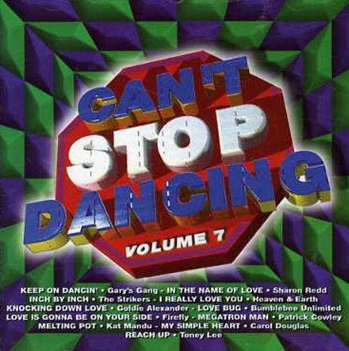 Can't Stop Dancing Vol. 7 (1997)