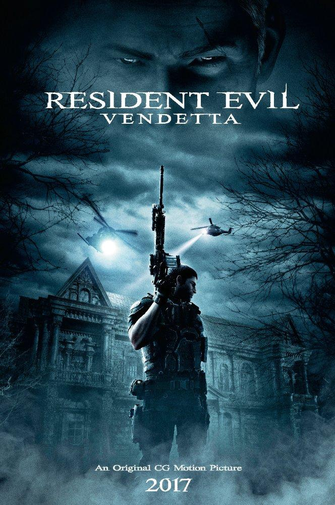 Resident Evil Vendetta German ac3 Dubbed WEBRip x264 PsO