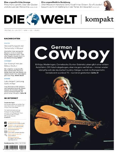 Die.Welt.Kompakt.23.Juni.2017