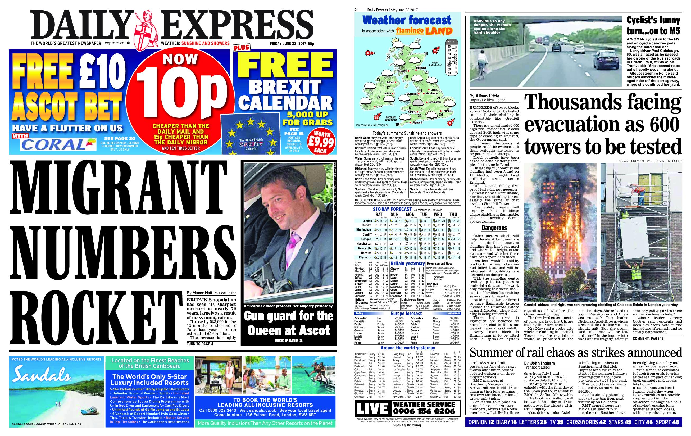 Daily.Express.June.23.2017