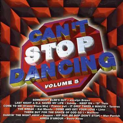 Can't Stop Dancing Vol. 5 (1997)