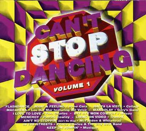 Can't Stop Dancing Vol. 1 (1997)