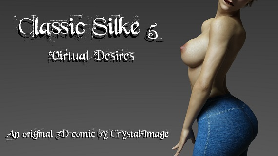 CrystalImage - Classic Silke 5 - Virtual Desires