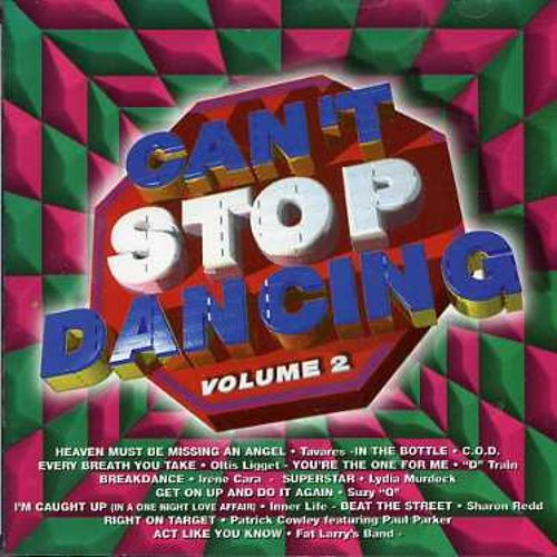 Can't Stop Dancing Vol. 2 (1997)