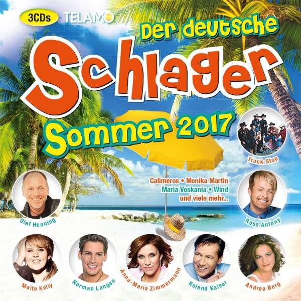 Der Deutsche Schlager Sommer 2017 (2017