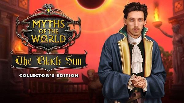 Myths of the World Die schwarze Sonne Sammleredition German-MiLa