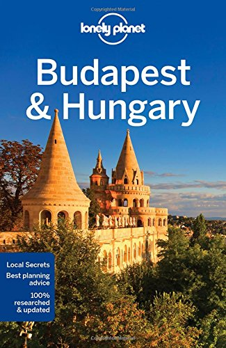 Lonely Planet Budapest und Hungary Travel Guide