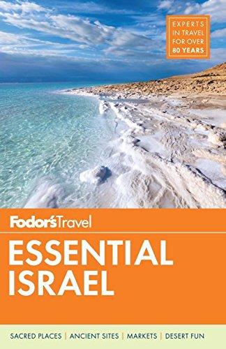Fodors Israel Full color Travel Guide