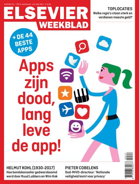 Elsevier Weekblad 24 Juni 2017