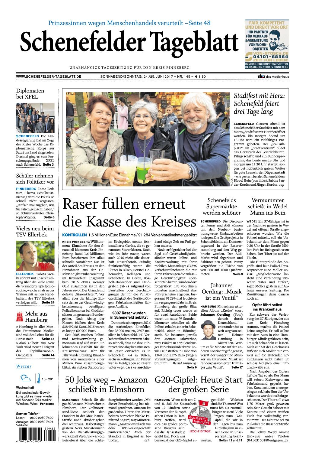 Schenefelder Tageblatt 24 Juni 2017