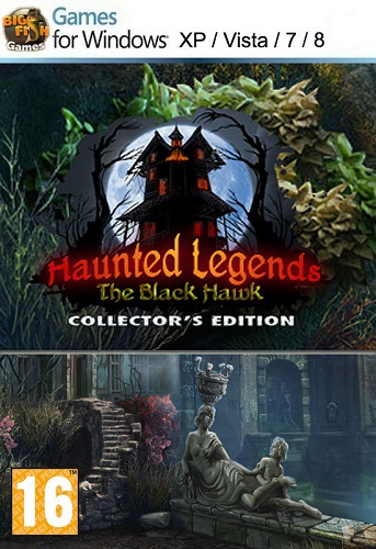 Haunted Legends Der schwarze Falke Sammleredition German-MiLa