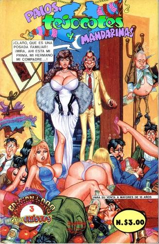 El Mil Chistes - Cover Gallery (Short Stories, Mexican Comics)