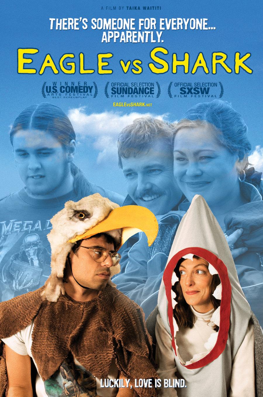 Eagle vs Shark German 2007 DVDRiP XviD repack uhg