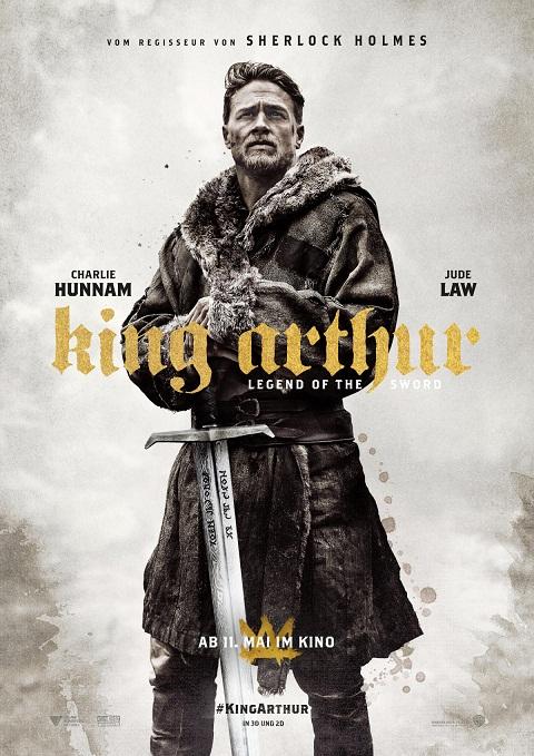 King Arthur Legend of the Sword hc WEBRip ac3ld German XViD ps