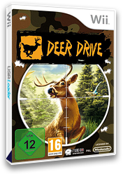Deer Drive PAL [WBFS] Xbox Ps3 Pc Xbox360 Wii Nintendo Mac Linux