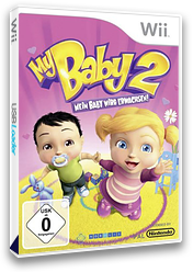 My Baby 2 Mein Baby wird Erwachsen PAL [WBFS] Xbox Ps3 Pc Xbox360 Wii Nintendo Mac Linux