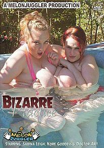 Bizarre Practice 7 Cover