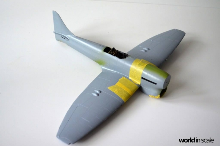 "Hawker Tempest Mk.V - 1/32 by Special Hobby (""HI-TECH"") 8swqxw3y"