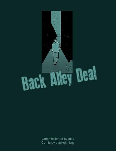 Blackshirtboy - Back Alley Deal