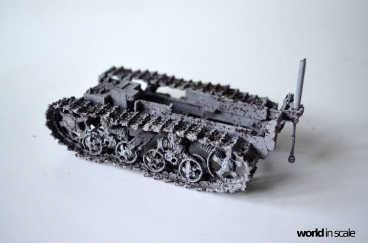 "Caterpillar 12 ""Motor Grader"" - 1/35 by Plus Model Cy9s63fb"