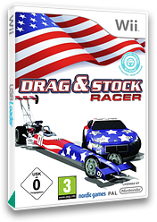 Drag Stock Racer PAL [WBFS] Xbox Ps3 Pc Xbox360 Wii Nintendo Mac Linux