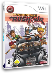 London Taxi Rush Hour PAL [WBFS] Xbox Ps3 Pc Xbox360 Wii Nintendo Mac Linux