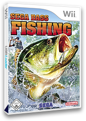 Sega Bass Fishing PAL [WBFS] Xbox Ps3 Pc Xbox360 Wii Nintendo Mac Linux