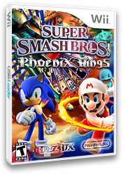 Super Smash Bros. Brawl Phoenix Wings NTSC [WBFS] Xbox Ps3 Pc Xbox360 Wii Nintendo Mac Linux