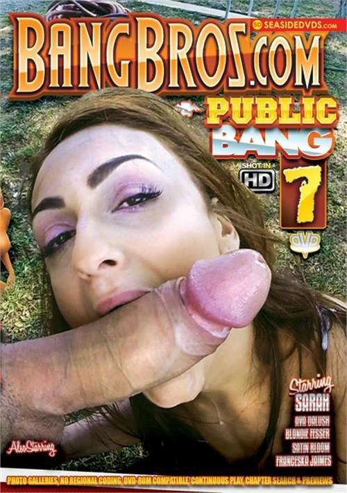Bang Bros Public Bang 7