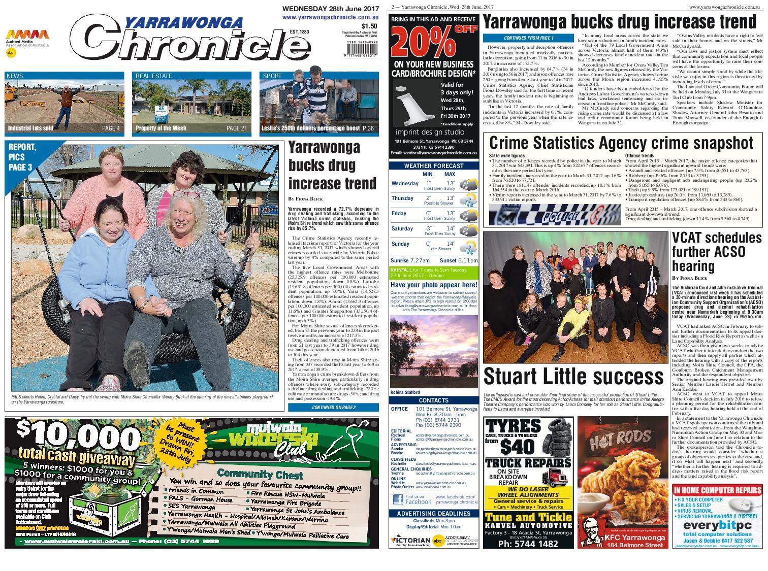 Yarrawonga.Chronicle.June.28.2017